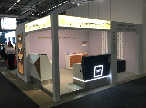 Passenger Terminal Expo 2018 in Stockholm